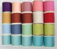 Cotton Covered Polyester Thread